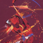 Whispering-Dream-Oil on Canvas 60x130cm £2850