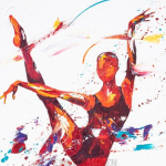 Life. Oil on Canvas 50x100cm £1950