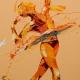 Golden Destiny. Oil on Canvas 55x100cm £1950