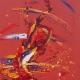 Aristocratic. Oil on Canvas 80x135cm £2995