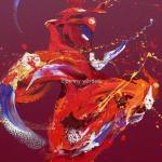 Ardour. Oil on Canvas 70x90cm