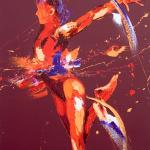 Oil on Canvas 72x130cm £2800