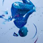 Claire Wright British Champion: Oil on Canvas 70 cm x 90cm SOLD