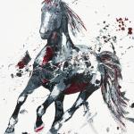 Arena. Oil on Canvas. 60x75cm