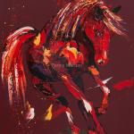 Glory. Oil on canvas. 60x75cm.