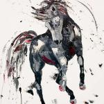SOLD. Hero. Oil on canvas board. 50x60cm.
