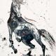 Agitato.Fervour. Oil on canvas board. 50x60cm. SOLD