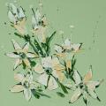 Flower 13, Oil on Canvas 60x60cm £1350