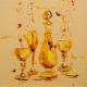 Still life. Oil on Canvas 60x60cm £1350
