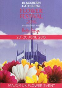Blackburn Cathedral Flower Festival