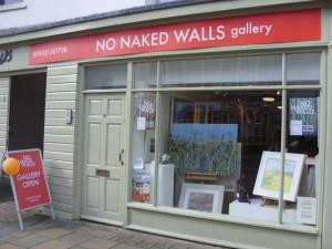 No Naked Walls